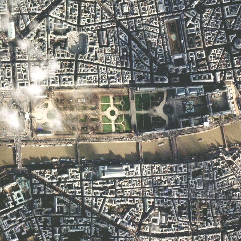 Pleiades Louvre Paris