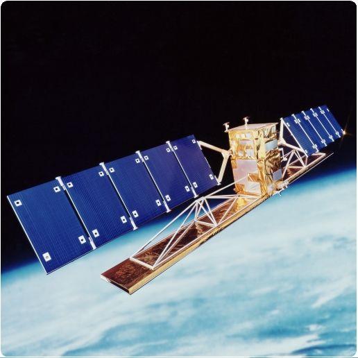 Canada radarsat-1 satellite