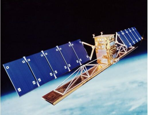 Canada radarsat-1 satellite