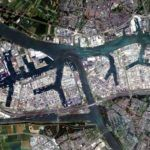 RapidEye image of 09-Jul-2017 of Rotterdam