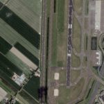 Worldview-4 image of 13-Jun-2017 of Amsterdam airport, the Netherlands